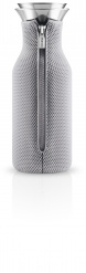 Fridge Carafe 1,0l 3D Marble grey