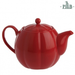VILLADEIFIORI TEA POT RED CC 800