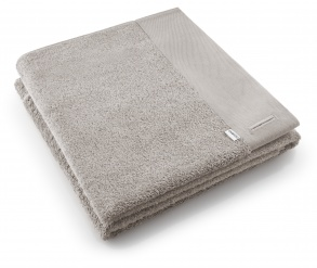 Bath towel 70x140cm Warm Grey