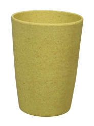 ZIP CUP Lemony yellow