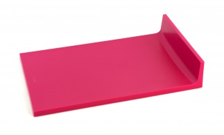 Curv Cutting board - pink