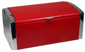 BREAD BOX Red