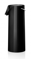 Pump vacuum jug black