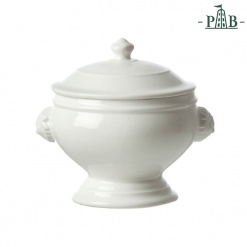 CHIMERA LION SOUP TUREEN cm 22 GB w/lid
