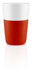 Caffe latte tumbler dusty orange - set of 2