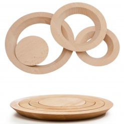 Trivets Inside cork Natural
