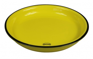 Cabanaz SMALL PLATE Yellow