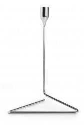 """Puzzle"" Candleholder Large Stainless Steel"
