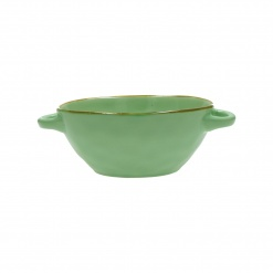 Dining, TablewareCONCERTO (Tiffany Green) VERDE ACQUA Souping Bowl with handles Cap. 600 cc£8.50