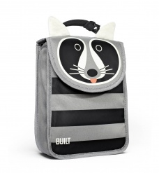 Big Apple Buddies Lunch Sack  Rivington Raccoon