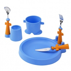 Puppet Club Set Blue