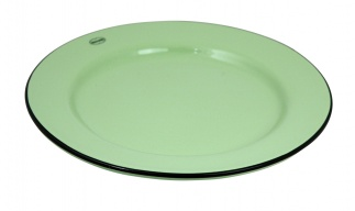 Cabanaz BREAKFAST PLATE Green