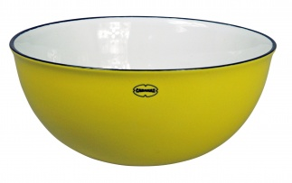 SALAD BOWL Yellow