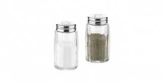Salt & Pepper Set Straight Classic