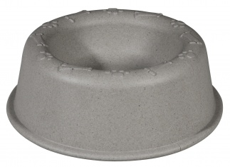 DOGGY BOWL Stone grey