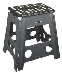 JAMES XL foldable stool  Grey