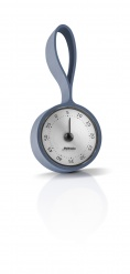 Timer with strap - moon blue