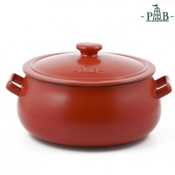 SAPORI CASSEROLE 6,8 L W/L RED GB