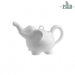 ELEFANTI ELEPHANT TEA POT GB