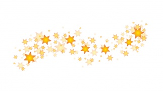 Tatoo eat Stars - bag of 6 tatoos