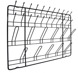 STOW & HANGFRAME Rack Black
