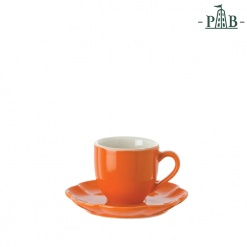 VILLADEIFIORI COFFEE CUP W/S CC90 ORANGE