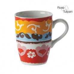 Nador Mug In Gb Red