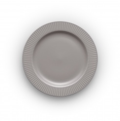 Side plate Ø19cm Legio Nova grey
