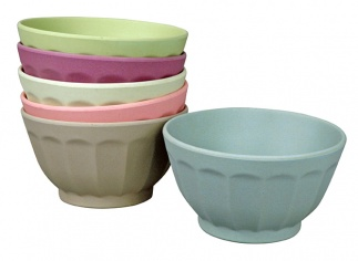 SWEET FORTUNE BOWLS XL set/6 DWN