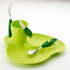 TREBIMBI PARTY SET GREEN