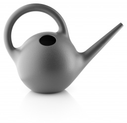 Globe watering can 2.5l Dgrey