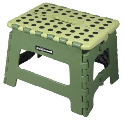 JAMES foldable stool Green