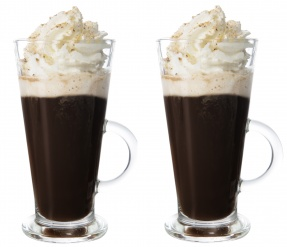 Club Irish coffee glass 2-pack