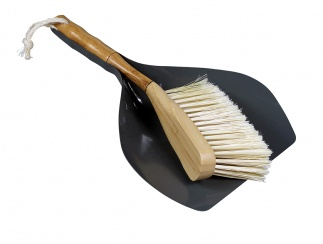 DUSTPAN & BRUSH GY