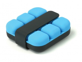 Cube Ice tray - blue