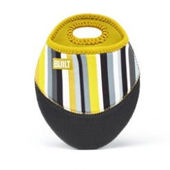 Pot Holder Harvest Gold Stripe