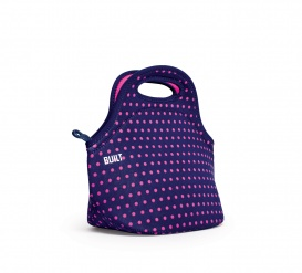 Gourmet Getaway New mini dot navy
