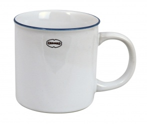 TEA/COFFEE MUG White