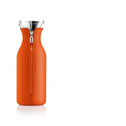 Fridge carafe 1.0 l, tangerine