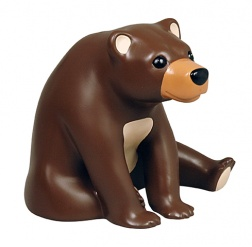 MONEY BOX Brown Bear