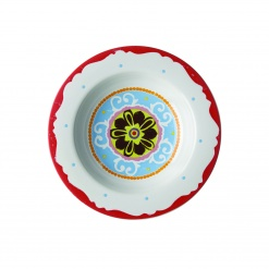 Nador Soup Plate Cm 23 Red
