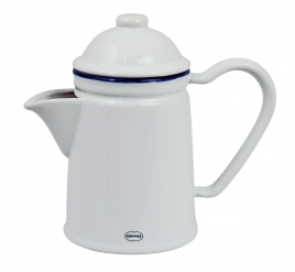 Cabanaz TEA/COFFEE POT WH