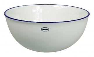 SALAD BOWL White
