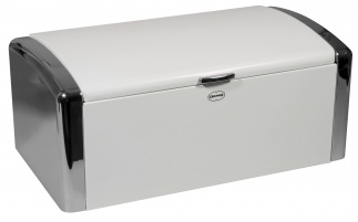 BREAD BOX White