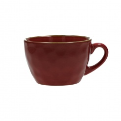 Dining, Tea and CoffeeCONCERTO (Red) ROSSO MALAGA Breakfast Cup Cap. 420 cc£5.00