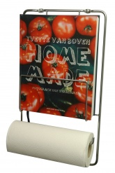 COOK BOOK FRAME CHR