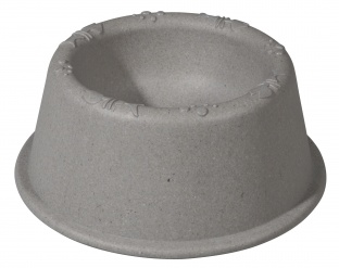 KITTY BOWL Stone grey