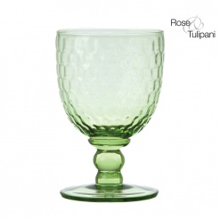 OPERA LIGHT GREEN WINE GLASS