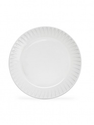 Coffee & More side plate, white