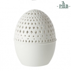 FIRENZE PIERCED EGG CM 12 GB